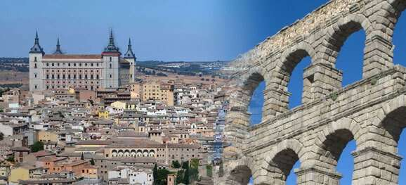 Toledo y Segovia