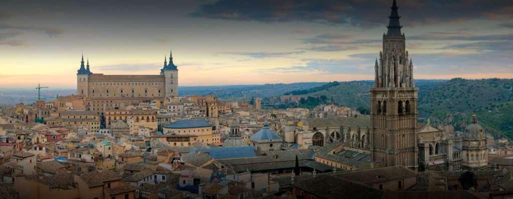 Tour a Toledo en un día