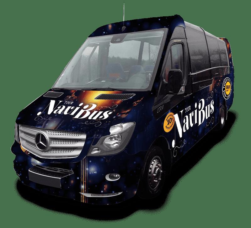 Minibús Navidad